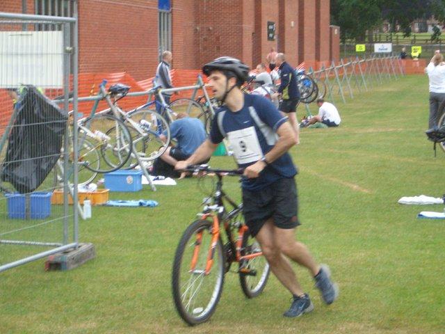 2005 AXLR8 Triathlon
