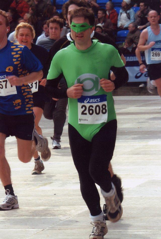 2007 Reading Half Marathon