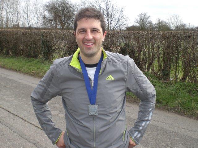 2008 Reading Half Marathon