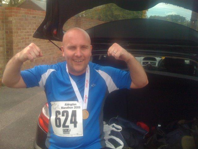 2008 Abingdon Marathon