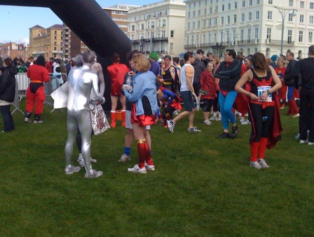 2009 - Superhero 10k