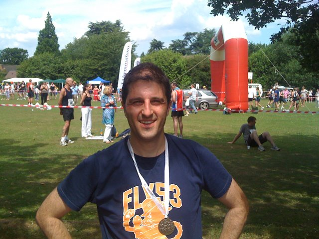 2009 Toad Hall 10k