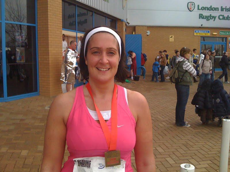 2010 Reading Half Marathon