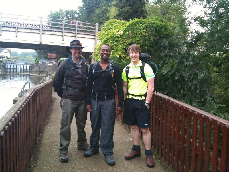 2010 Thames Hike Pictures