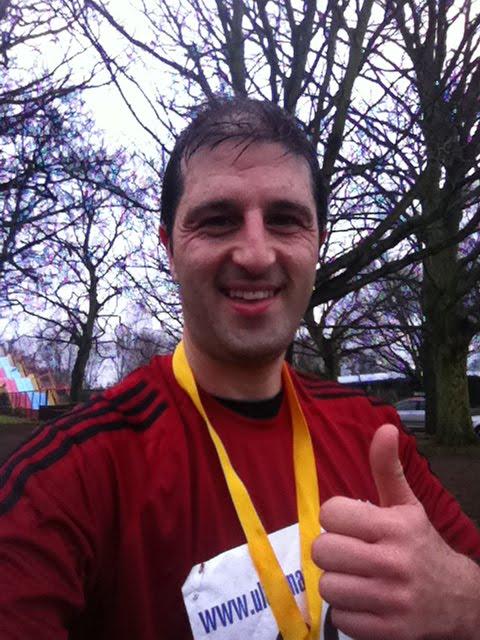 2011 Wicksteed Recovery Run