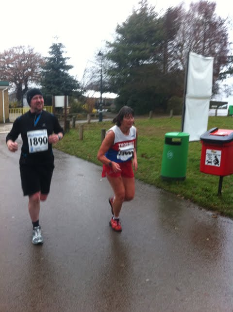 2011 Wicksteed Recovery Run