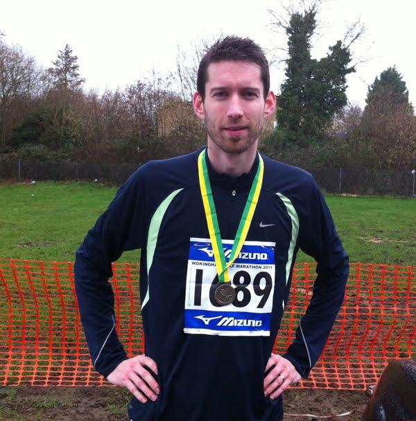2011 Wokingham Half Marathon