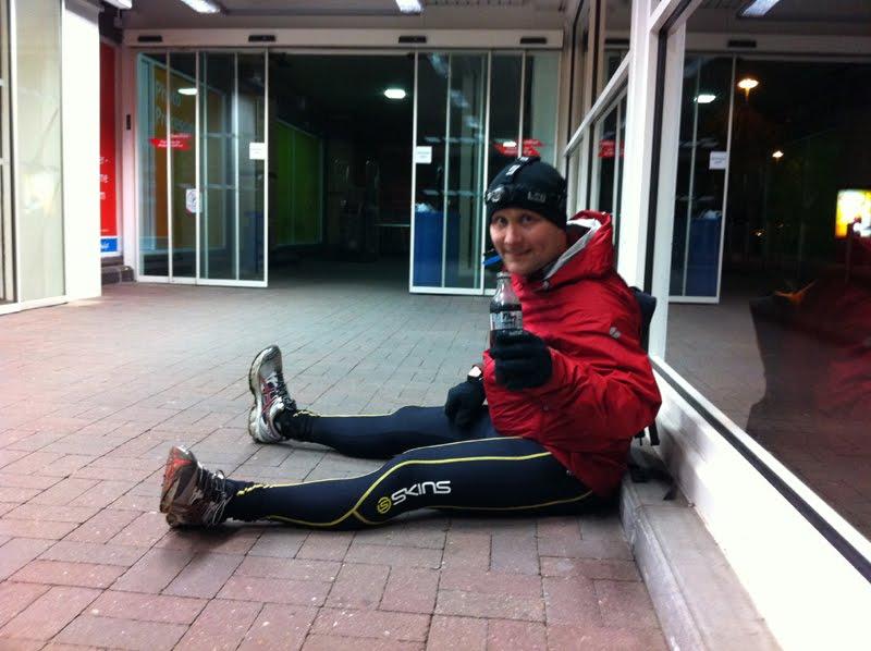Late Night Training Run