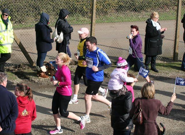 2011 Silverstone Half Marathon