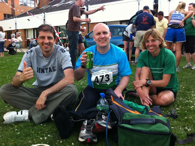 2011 Compton Downland Challenge