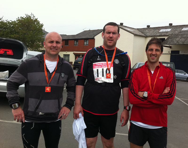 2011 North Dorset Village Marathon