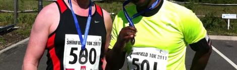 2011 Shinfield 10k