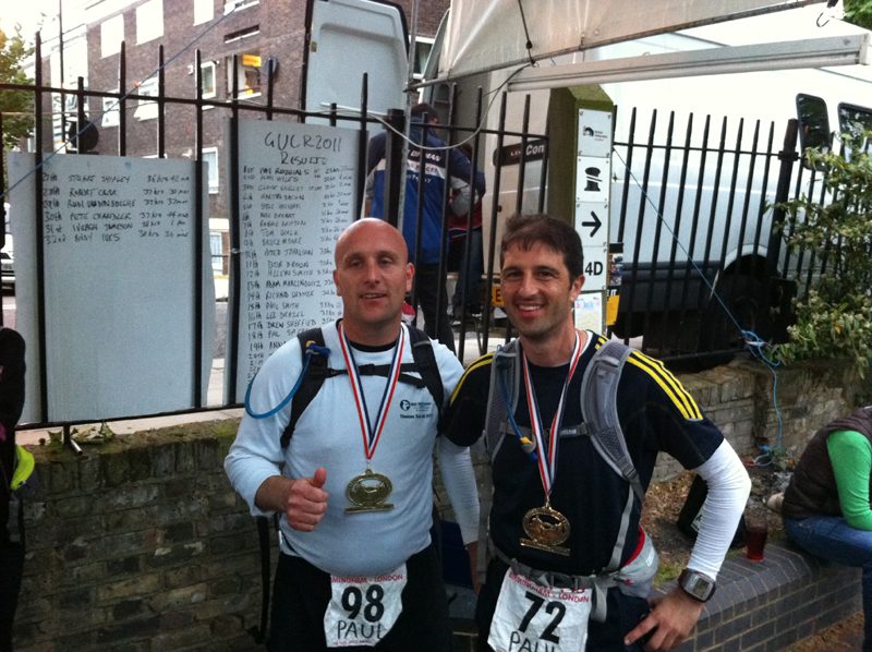 2011 Grand Union Canal Race
