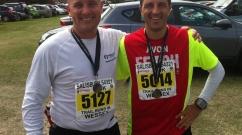 2011 Salisbury 54321 50k & 20k Trail Race