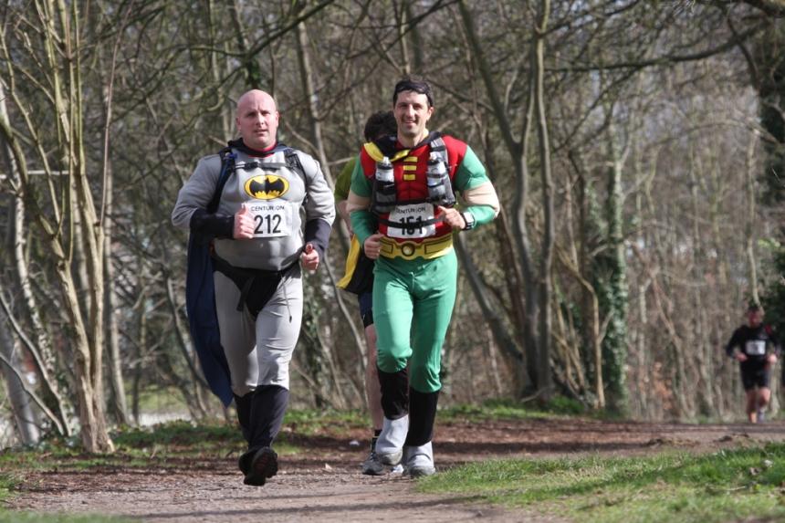 2012 Thames Path 100