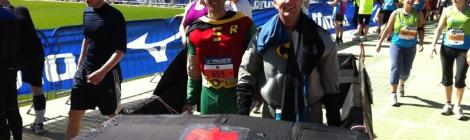 2012 Reading Half Marathon Report