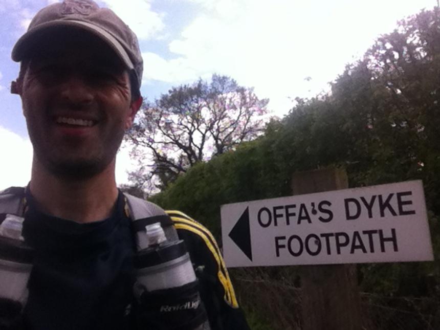 Offa's Dyke Trail Run