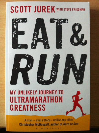 "Book Review: Scott Jurek's ""Eat & Run"""