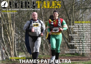 Ultra Tales Issue 1 Front Cover