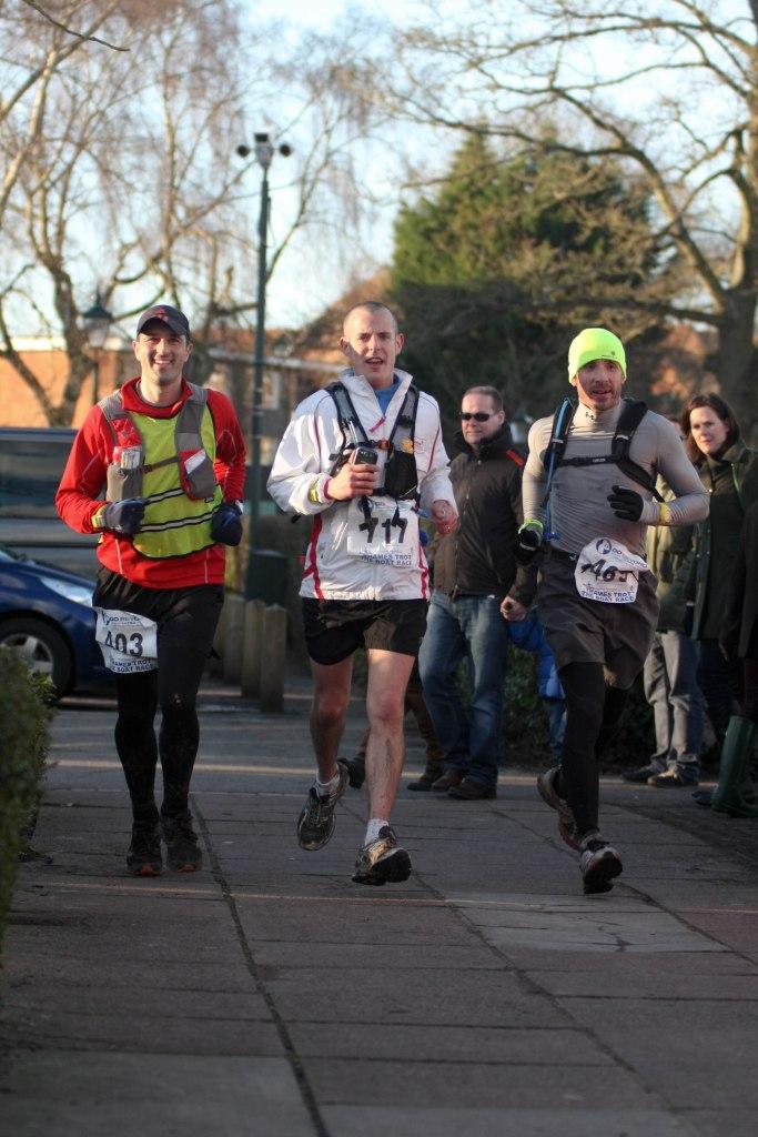 Thames Trot Ultramarathon 2013