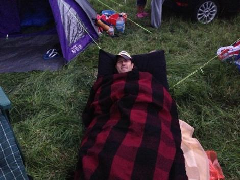 Paul Ali Camp Bed