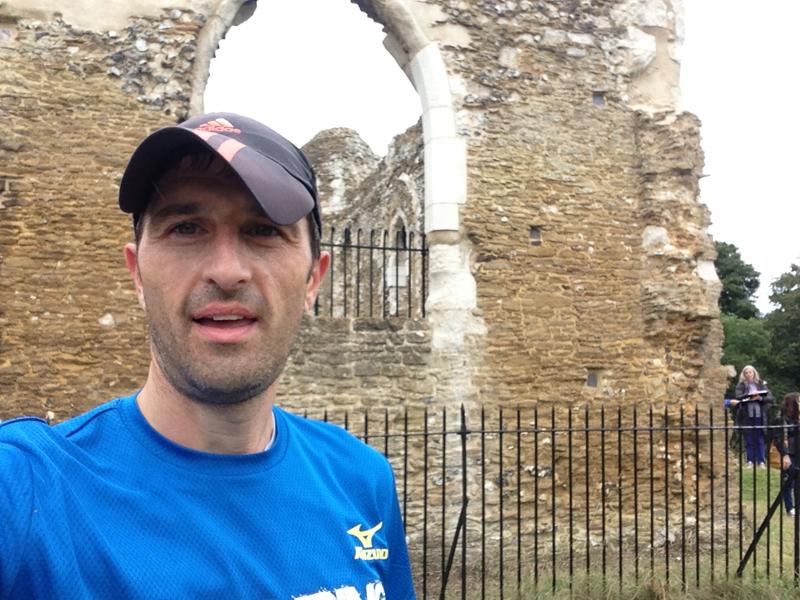 2013 Farnham Marathon Paul Ali