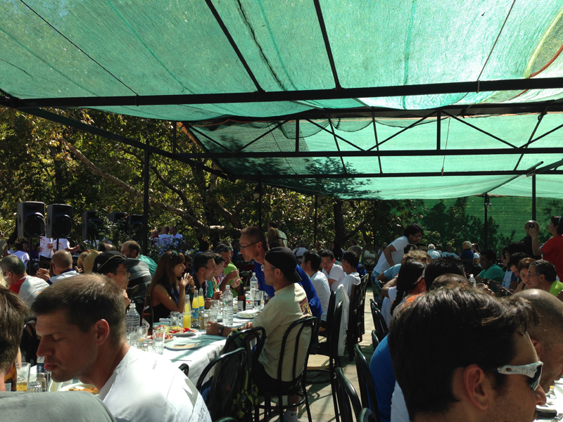 2013 Spartathlon Mayors Lunch