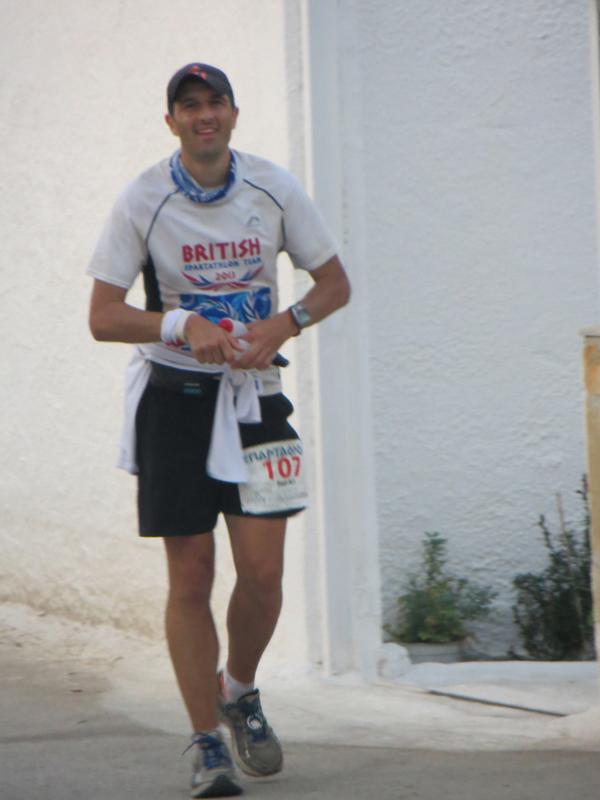 2013 Spartathlon Paul Ali 010