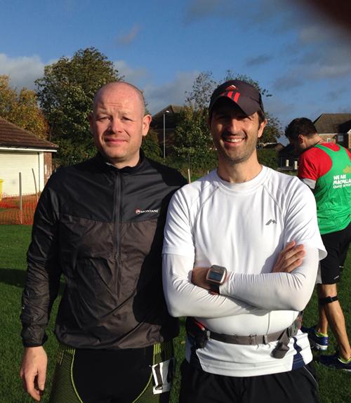 2013 Stort 30 Paul Ali & Alistair Stewart