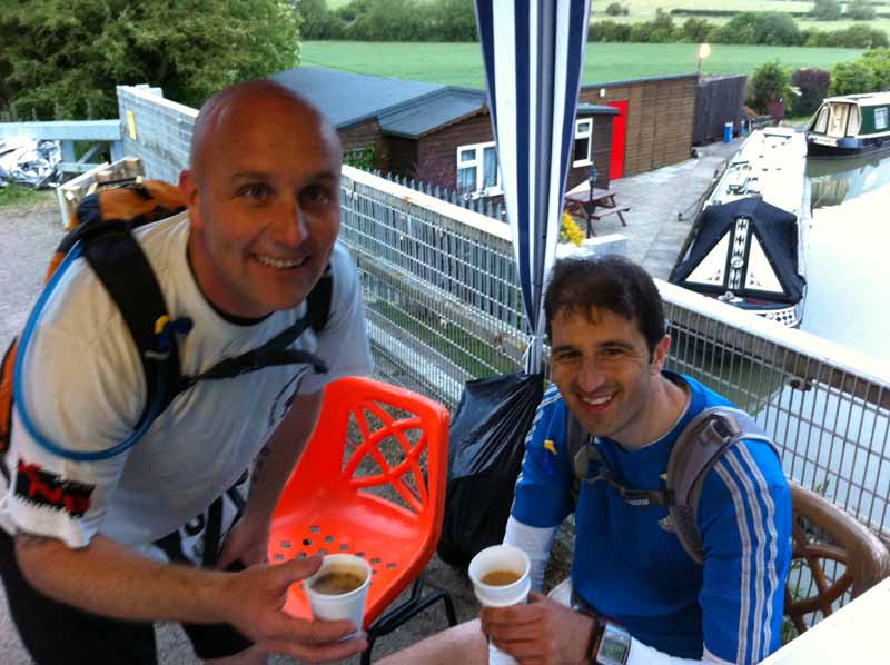 2011 Grand Union Canal Race Paul Ali & Paul Stout 02