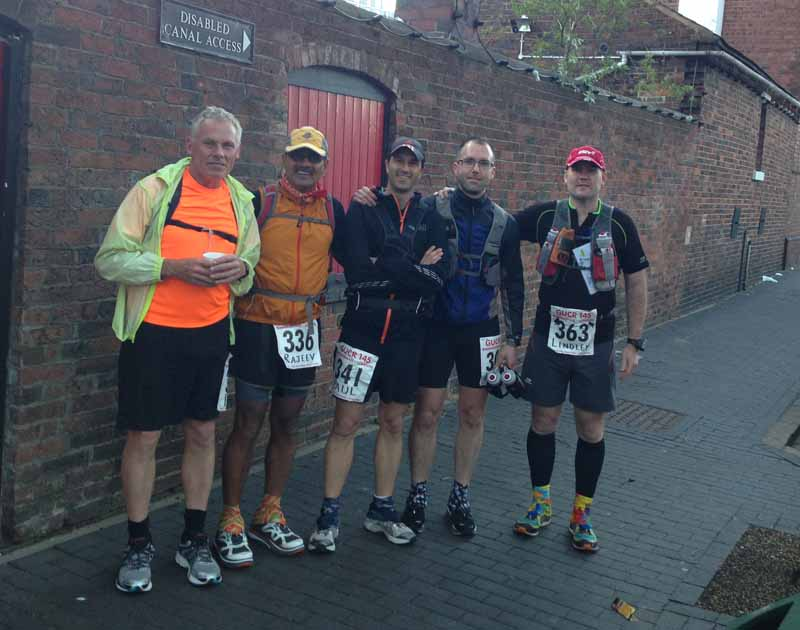 2013 Grand Union Canal Race Paul Ali 03