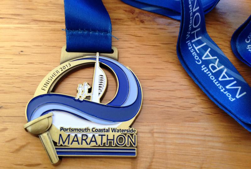 2013 Portsmouth Medal