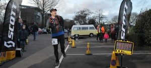 2014 Thames Trot Paul Ali Finish