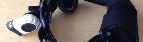 Headtorch Review Silva Trail Speed Elite Headband View