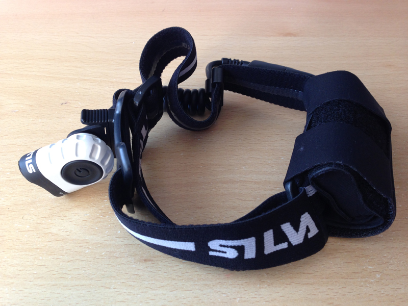 Headtorch Review Silva Trail Speed Elite Headband View