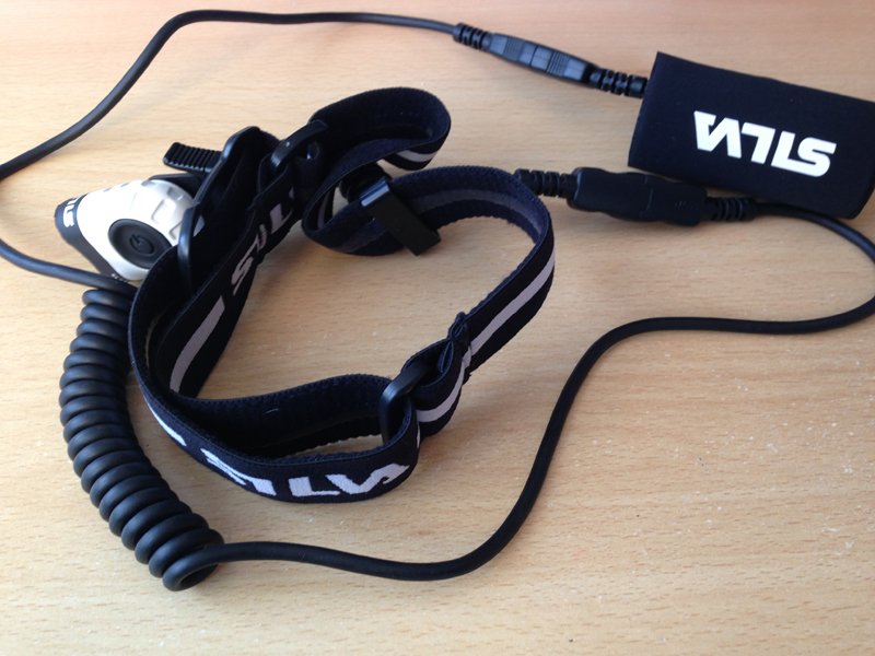 Headtorch Review Silva Trail Speed Elite With Cable View