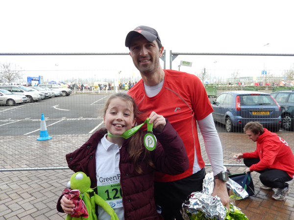 2014 Reading Half Marathon