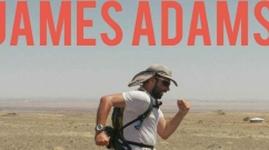 James Adams Running & Stuff The Book Image Header