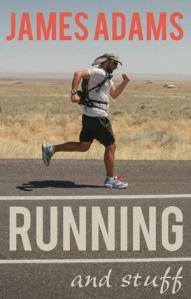 James Adams Running & Stuff The Book Image