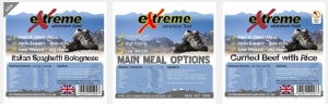 T184 Extreme Adventure Foods