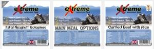 T184 Extreme Adventure Foods