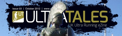 Ultra Tales Issue 3 Front Cover Spartathlon