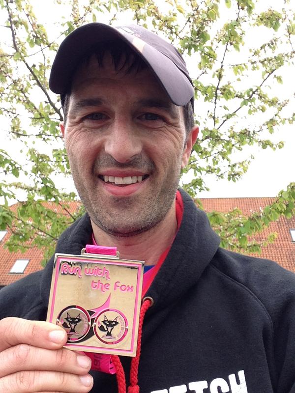 2014 Engima Marathon Paul Ali