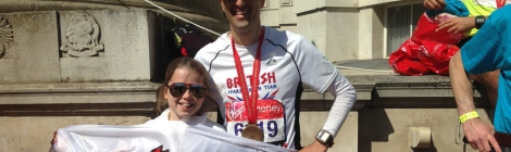 2014 London Marathon Paul Ali Header