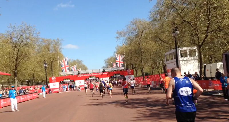 2014 London Marathon Vid 02