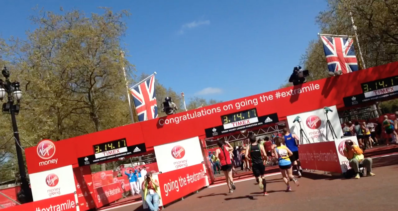 2014 London Marathon Vid 03