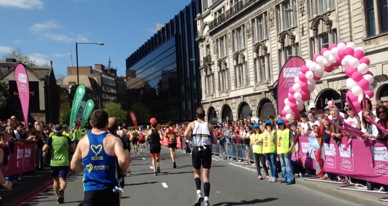 2014 London Marathon Vid 04