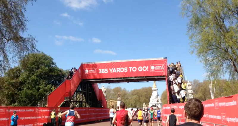 2014 London Marathon Vid 07