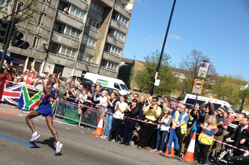 2014 London Marathon Vid 09