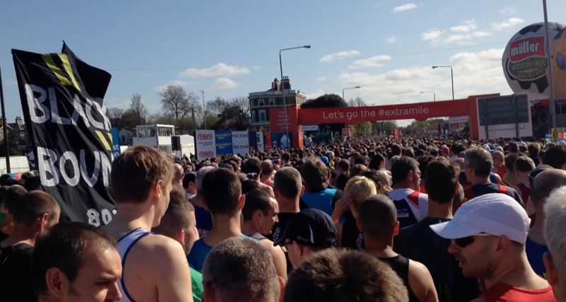 2014 London Marathon Vid 13